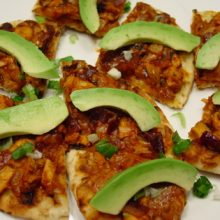 BBQ Chicken Pizza (recipe)