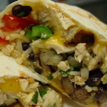 Burrito 911: San Francisco Style (recipe)