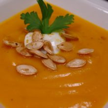 The Betty Witch Project: Butternut Squash Soup Recipe