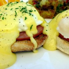 Eggs Benedict with Hollandaise Sauce Recipe