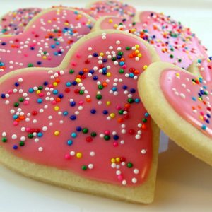Decorated Sugar Cookies Recipe