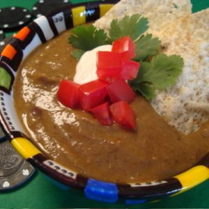 Always Bet on Black Bean Soup Recipe