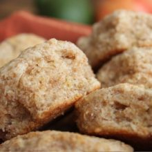 Whole Wheat Buttermilk Biscuits Recipe