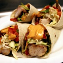Scott Linquist's Grilled Fish Tacos Recipe