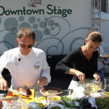 Hungry on the Set: Los Angeles Times Celebration of Food & Wine