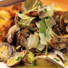 Paul Bartolotta's Brodetto di Vongole Recipe