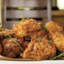 Thomas Keller's Fried Chicken Recipe