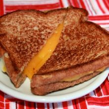 Celebrate Grilled Cheese!