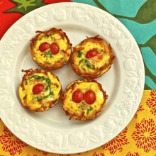 Potato Cup Frittata Video