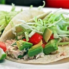 Quickie Taco – Tuna Fish Tacos Recipe