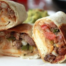 How to Make Grilled Steak Burritos and Guacamole Video