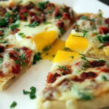 Mashed Potato Pizza Recipe