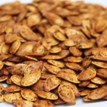 How to Make Roasted Pumpkin Seeds Video