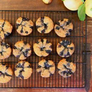Huckleberry's Blueberry Bran Muffin Recipe