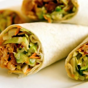 Buffalo Chicken Wraps Recipe