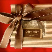 Can We Toffee Talk?