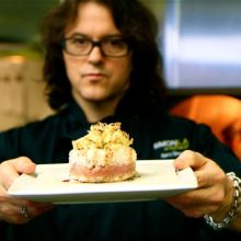 Chef Kerry Simon Makes Tuna Dynamite