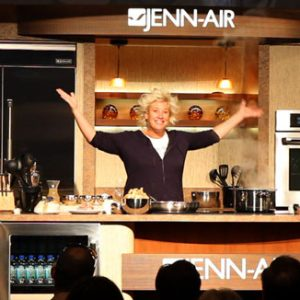 Anne Burrell on Cooking For Kids