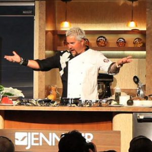 Guy Fieri on Cooking For Kids