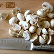 One Sharp Knife Tip Video