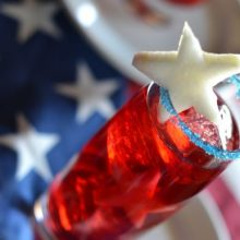 Cheers America! 4th of July Cocktail Recipe