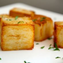 Buttermilk Potato Pave Recipe