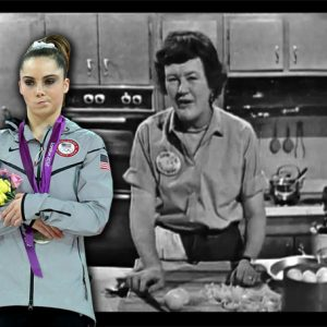 Happy 100th Birthday Julia Child – McKayla is Not Impressed