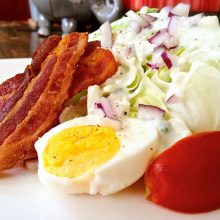 Wedge Salad with Blue Cheese Recipe
