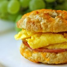 Cheesy Potato Biscuits Recipe