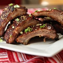 HOT RIBS! Video