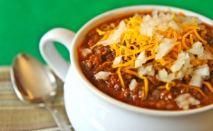 Game Day Chili - averagebetty.com