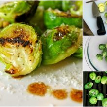 How to Make Grilled Brussels Sprouts Video