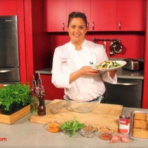 Top Chef Antonia Lofaso – Address Your Heart