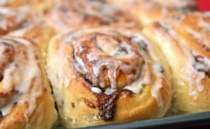 Klondike Goldust Cinnamon Rolls Recipe