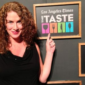 Four a Good Time! LA Times The Taste 2013