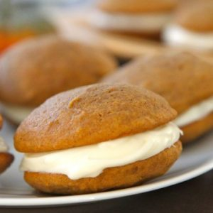 How to Make Pumpkin Whoopie Pies