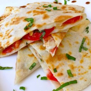 Caprese Quesadilla Recipe