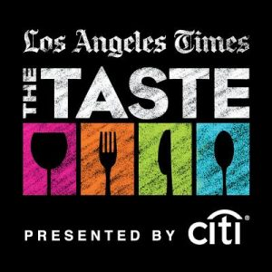 See You at Los Angeles Times The Taste 2014!