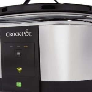 WeMo Enabled Crock-Pot 6 Qt. Smart Slow Cooker