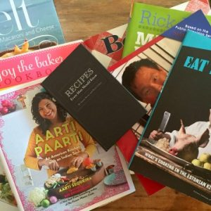 Cookbooks for Valentine's Day