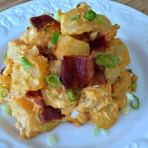 Bacon Sriracha Potato Salad Recipe