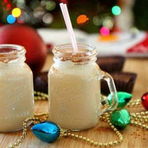 Homemade Eggnog Recipe #SafeNog