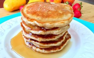 Best Ever Banana Pancakes Recipe
