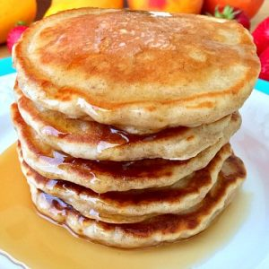 Banana Pancakes Recipe Video