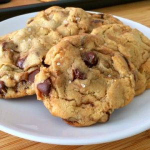 Super Easy Chocolate Chip Cookies Recipe Video