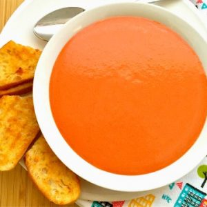 Super Easy Tomato Soup Recipe Video