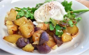 Potato Breakfast ANYTIME Bowl - AverageBetty.com