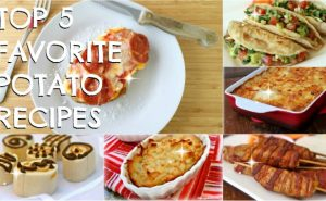 Top 5 Idaho Potato Video Recipes - AverageBetty.com