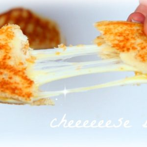 Mayonnaise Grilled Cheese Taste Test