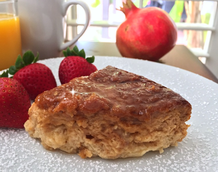 Crock Pot French Toast - AverageBetty.com